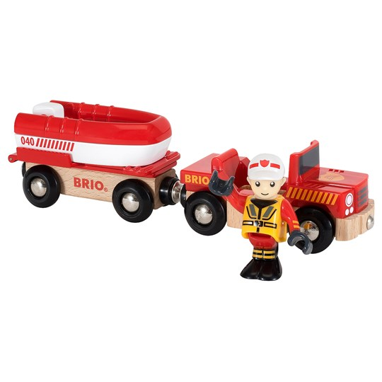 BRIO BRIO World - 33859 Redningsbåt Multi