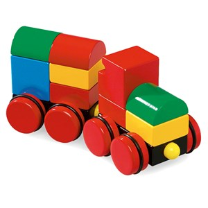 Image of BRIO BRIO® Baby 30124 – Magnetic Train 12 months - 5 years (844626)
