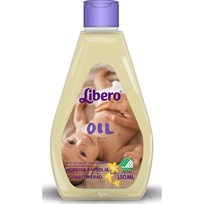 Libero Babyolja, 150 ml Multi