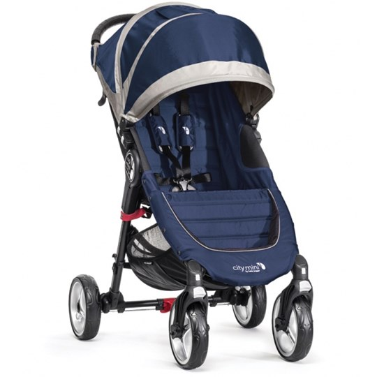 Baby Jogger City Mini 4-Wheel Cobalt Cobalt