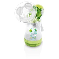 MAM Manuell Bröstpump, Care Breast pump, Grön Green