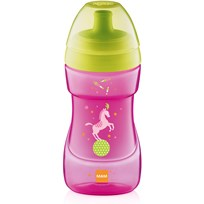 MAM Sports Cup 330 ml, Rosa Pink