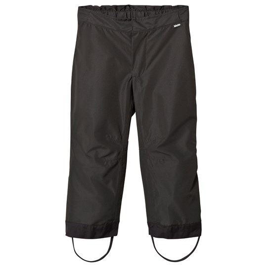 Molo Hitch Rain Pants Almost Black Almost Black