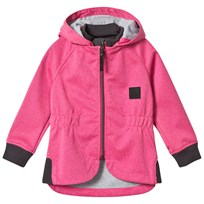 Molo Hillary Soft Shell Jacket Dragon Fruit Dragon Fruit