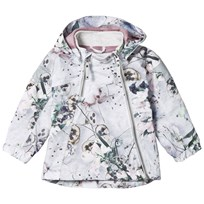 Molo Hopla Rain Jacket X-ray Big Bloom X-ray Big Bloom