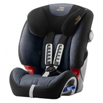 Britax Carseat Multi-Tech III Blue Marble Blue Marble