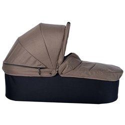 TFK Twin Carrycot Fossil 2018