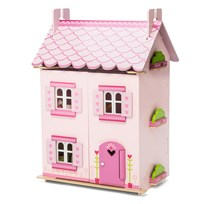 Le Toy Van My First Dream House Dolls House Pink