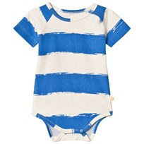 Noe & Zoe Berlin Blue Stripe Baby Body BLUE STRIPES XL