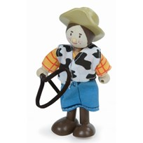 Le Toy Van Annie The Cowboy Budkin Multi