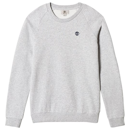 Timberland Grey Tree Logo Sweatshirt A32