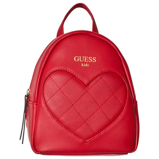 Guess Red Heart Backpack RHT