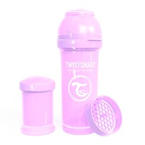 Twistshake Anti-Kolik Nappflaska 260 ml Pastell-lila Purple
