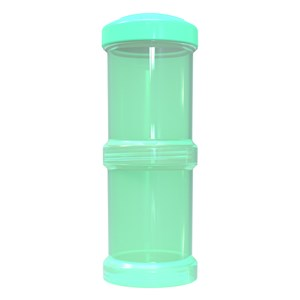 Image of Twistshake 2-Pack Container 100 ml/3 oz Pastel Green (2887907603)
