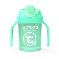 Twistshake Mini Cup 230 ml/7 oz (4+ m) Pastel Green Green