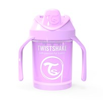Twistshake Mini Cup 230 ml/7 oz (4+ m) Pastel Purple Purple