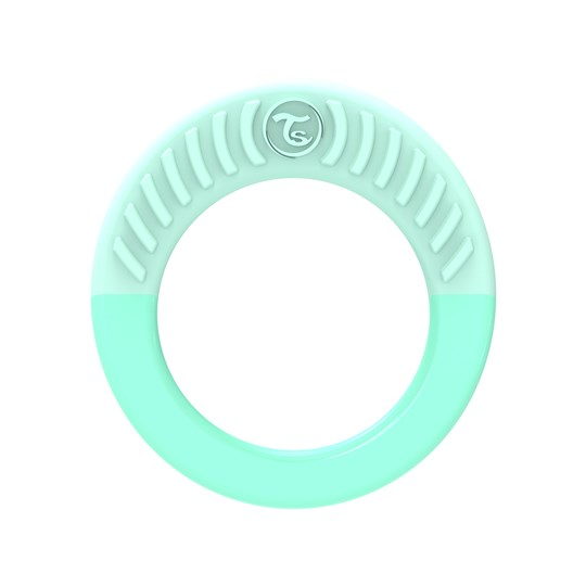 Twistshake Teether (1+ m) Pastel Green Green