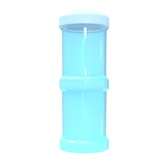 Twistshake 2-Pack Container 100 ml/3 oz Pastel Blue Blue