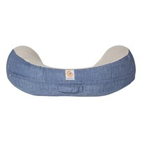 Ergobaby Natural Curve™ Nursing Pillow Vintage Blue Vintage Blue