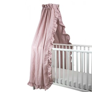 Image of NG Baby Mood Ruffles Canopy Rose One Size (1023869)