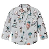 Stella McCartney Kids Ice Cream Alasdhair Skjorta 3760