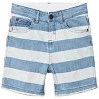 Stella McCartney Kids Blake Denim Shorts Blå 4266