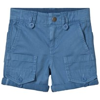 Stella McCartney Kids Pine Shorts Blå 4261