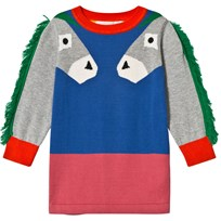 Stella McCartney Kids Multi Color Donkey Rita Klänning 4262