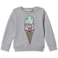 Stella McCartney Kids Grå Ice Cream Betty Tröja 1461