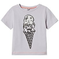 Stella McCartney Kids Ice Cream Arlow T-shirt Grå 5351