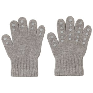 Image of GoBabyGo Grip Gloves Grey Melange 80/86 cm (3125238549)