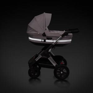 Image of Tinkafu Reflective Strap for Stroller Grey (3125341519)