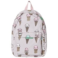 Stella McCartney Kids Grey Ice Cream Bang Color Changing Ryggsäck 5355