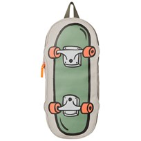 Stella McCartney Kids Skateboard Ryggsäck Beige 1461