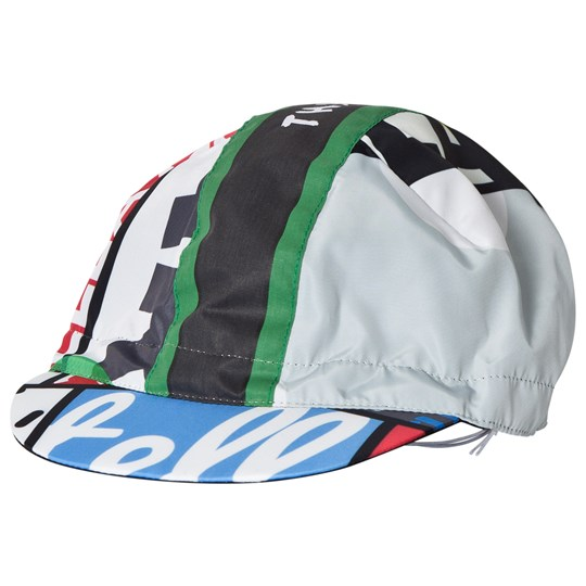 Stella McCartney Kids Multi Color Aaron Cycling Cap 1075