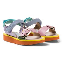 Stella McCartney Kids Multi Color Snazzy Sandals 5768