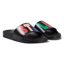 Stella McCartney Kids Stella Branded Rosanna Slides 1073