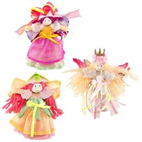 Le Toy Van Garden Fairies Pink