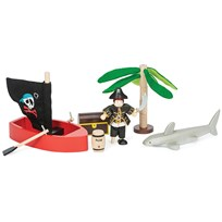Le Toy Van Pirate Adventure Set Multi