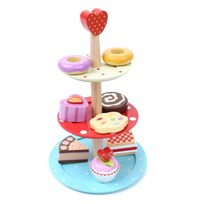 Le Toy Van Cake Stand Set Multi