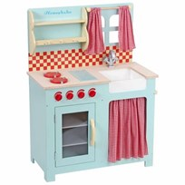 Le Toy Van Honey Kitchen Blue