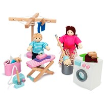Le Toy Van Laundry Room Set Multi