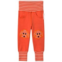 Geggamoja Doddi Baby Pants Orange L.orange