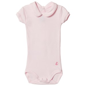 Image of Petit Bateau Baby Body Pink 18 Months (2898090923)
