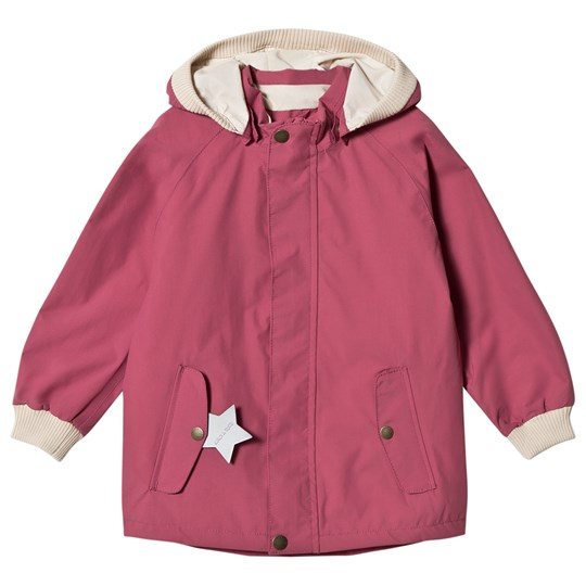 Mini A Ture Wally Jacket Rose Wine Rose Wine