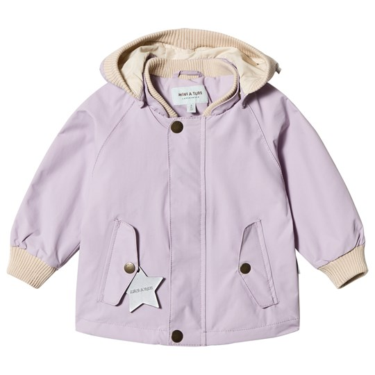 Mini A Ture Wally Jacket Iris Lilac Iris Lilac