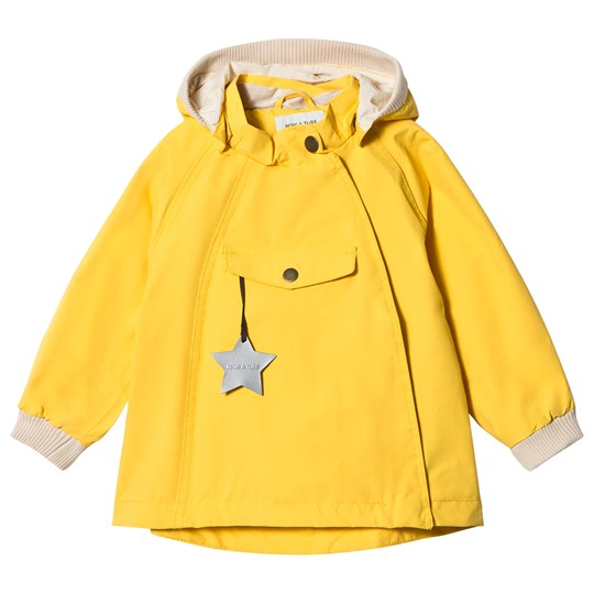 Mini A Ture Wai Jacket Daffodil Yellow Daffodil Yellow