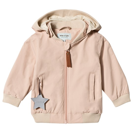 Mini A Ture Wilder Jacket Rose Dust Rose Dust