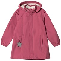 Mini A Ture Wilja Jacket Rose Wine Rose Wine