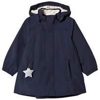 Mini A Ture Wilja Jacket Blue Nights Blue Nights